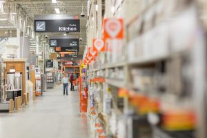 trade or vendor credit sources - home depot